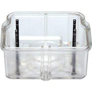 Carburetor float chamber Dell'Orto PHF, PHM and VHBT plastic transparent