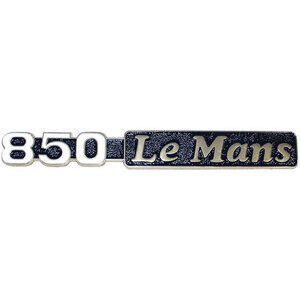 Emblema fianchetto per Moto Guzzi 850 Le Mans