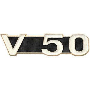 Emblema fianchetto per Moto Guzzi V 50