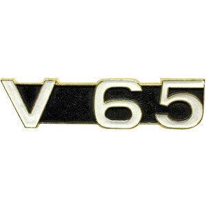 Emblema fianchetto per Moto Guzzi V 65