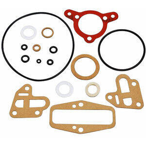 Carburetor service kit Dell'Orto PHM with throttle lever