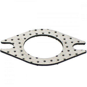 Exhaust pipe gasket Benelli 38x55x1.5mm cylinder head