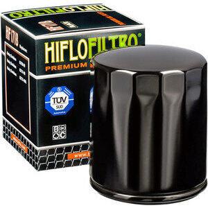 Filtro olio motore HiFlo HF171B nero