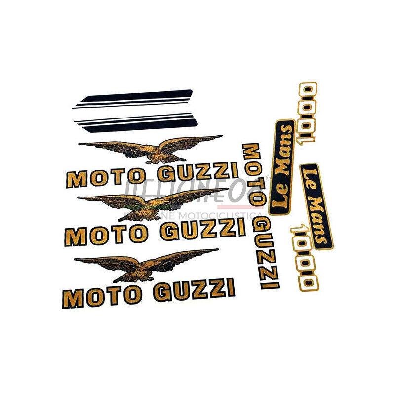 Kit adesivi Moto Guzzi 1000 Le Mans
