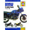 Manuale di officina per BMW R Boxer 2V '70-'96