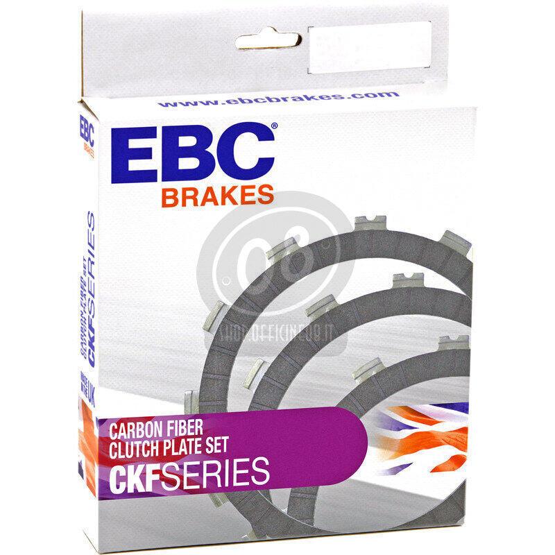 Dischi frizione per Yamaha XT 600 EBC Brakes carbonio - Foto 2