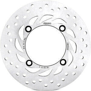 Brake disc Ferodo FMD0009R