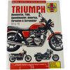 Manuale di officina per Triumph Bonneville -'15