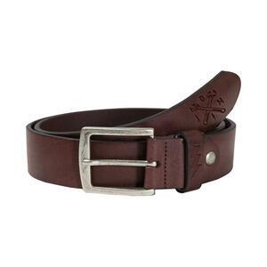 Belt John Doe Signature leather brown