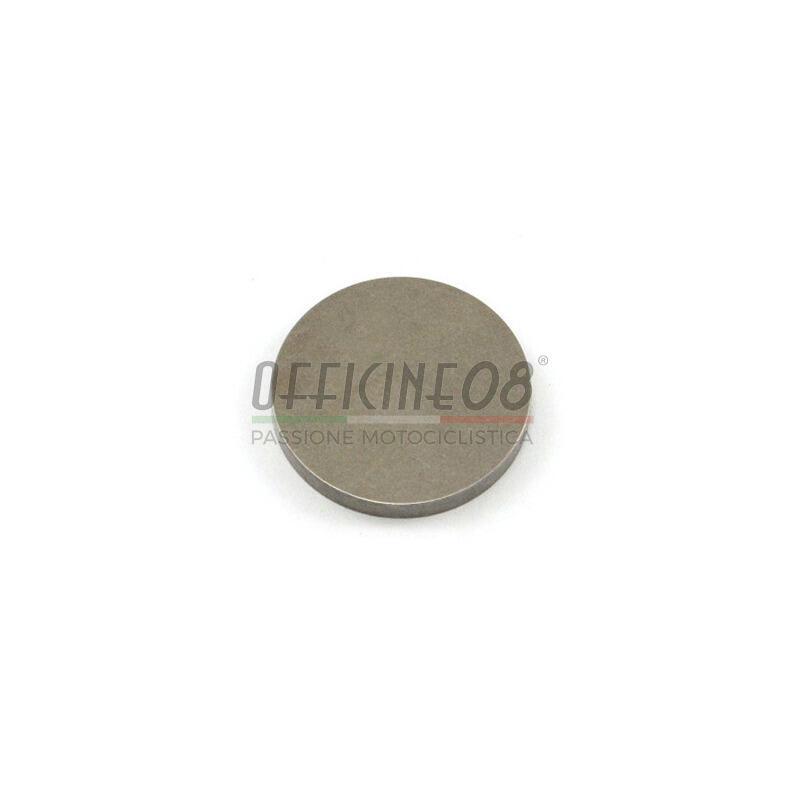 Spessore registro valvola diametro 25mm spessore 2.25mm