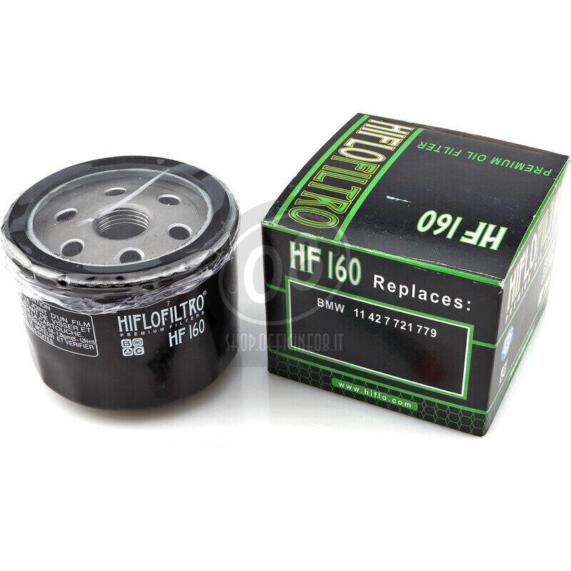 Filtro olio motore per BMW R Boxer 4V '13- HiFlo - Foto 2