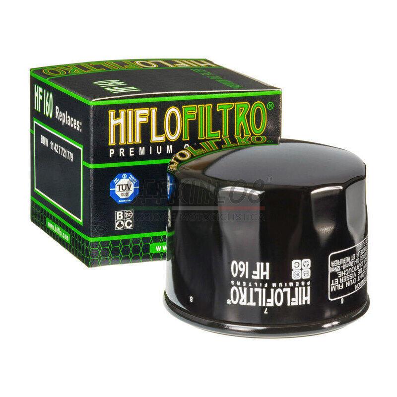 Filtro olio motore per BMW R Boxer 4V '13- HiFlo