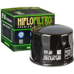 Filtro olio motore HiFlo HF160