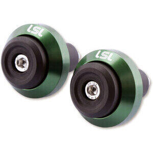 Bar-end weights LSL Gonia green