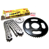 Chain and sprockets kit Honda CRF 1000 Africa Twin DID