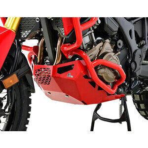 Paramotore per Honda CRF 1000 Africa Twin coppa olio rosso