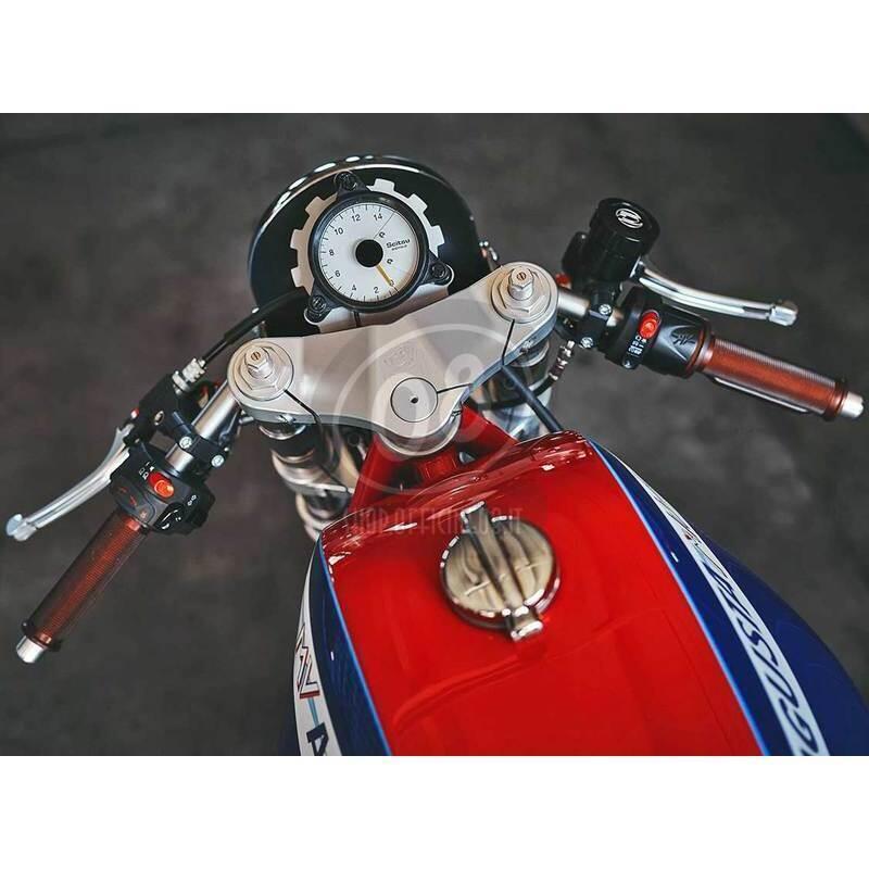 Pompa freno anteriore 25.4mm Discacciati 16mm radiale Classic - Foto 6