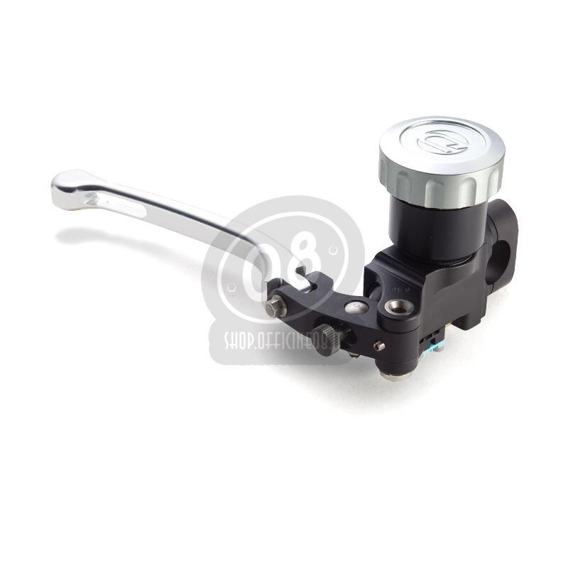 Pompa freno anteriore 25.4mm Discacciati 16mm radiale Classic - Foto 2