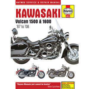 Manuale di officina per Kawasaki VN 1500