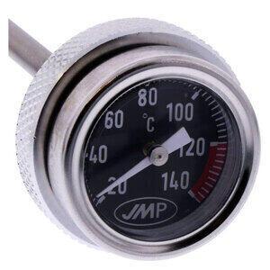 Termometro olio M20x1.5 lunghezza 4mm fondo nero