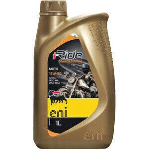 Engine oil 4T ENI 15W-50 I-Ride Moto 1lt