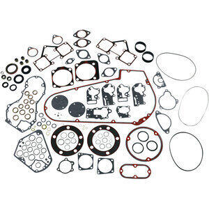 Engine gasket kit Harley-Davidson Shovelhead complete Genuine Fire-Ring