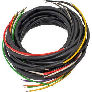 Electrical wiring harness Moto Guzzi Galletto 192 electric start