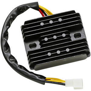 Regolatore di tensione per Suzuki GSX-R 750 '98-'05 batteria litio