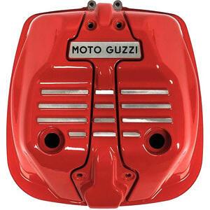 Coperchio distribuzione per Moto Guzzi V 7 i.e. III rosso