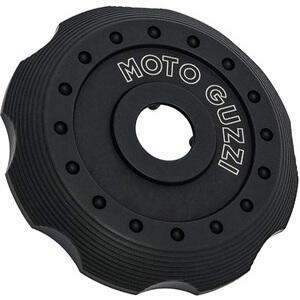 Tappo benzina per Moto Guzzi V 7 i.e. III cover nero