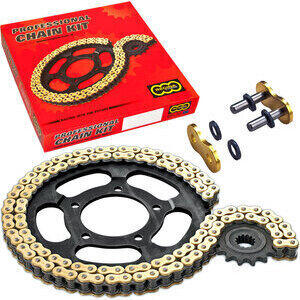 Chain and sprockets kit Ducati Hypermotard 821 Regina
