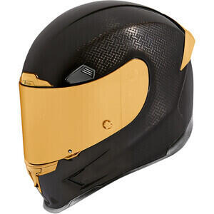 Casco moto integrale Icon Airframe Pro Carbon Gold
