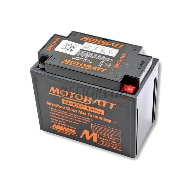 Batteria di accensione MotoBatt MBTX12U 12V-14Ah