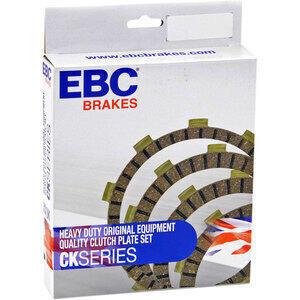 Clutch discs kit Suzuki GSF 650 Bandit EBC Brakes - Pictures 2