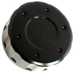 Tappo serbatoio olio pompa per Yamaha FZR 1000 freno anteriore alluminio nero