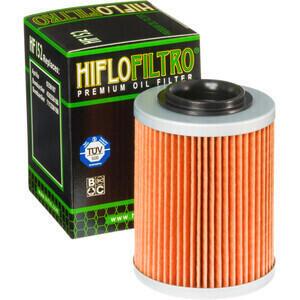 Filtro olio motore HiFlo HF152