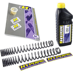 Coppia molle forcella progressive per Aprilia RSV 1000 R Mille '00-'03 Hyperpro