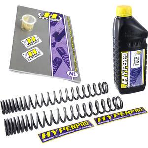 Coppia molle forcella progressive per Aprilia RSV 1000 R Tuono '03-'05 Hyperpro