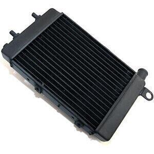 Radiatore motore per Aprilia RSV 1000 R Tuono acqua nero sinistro