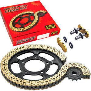 Chain and sprockets kit Ducati 1098 Regina