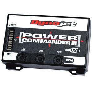 Centralina aggiuntiva per Aprilia RSV Tuono 1000 -'05 Dynojet Power Commander III
