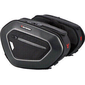 Motorcycle bag kit Ducati Streetfighter 848 SW-Motech Blaze Pro side