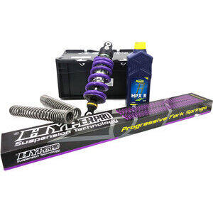 Kit upgrade sospensioni per Kawasaki KLX 650 C Hyperpro Streetbox - Foto 4