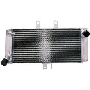 Radiatore motore per Suzuki GSF 650 Bandit '07- acqua grigio