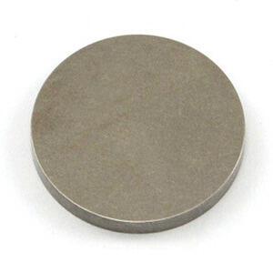 Spessore registro valvola diametro 9.5mm spessore 1.725mm