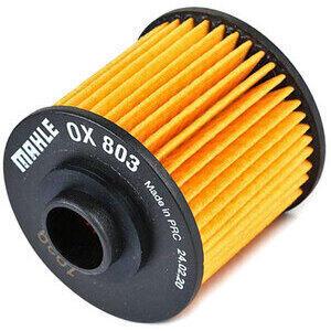 Filtro olio motore Mahle OX803