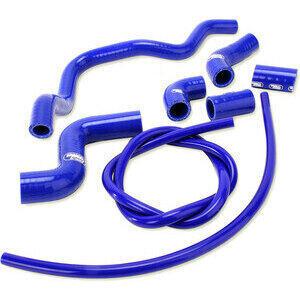 Tubo radiatore per Aprilia RSV4 1000 -'18 kit Samco blu
