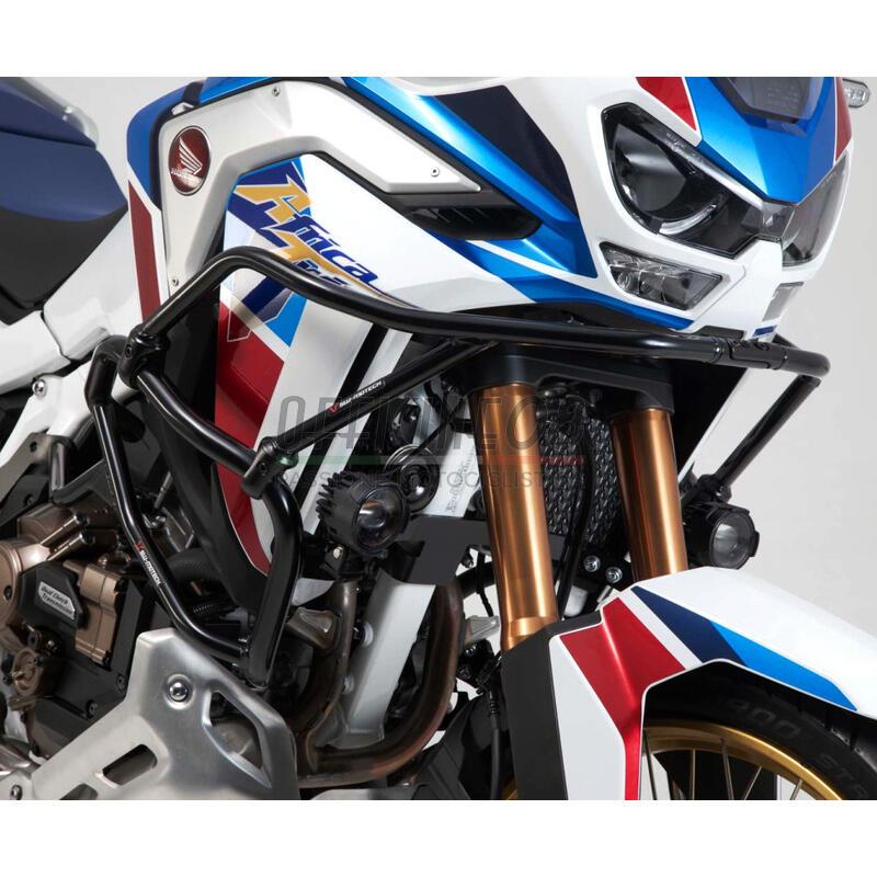 Paramotore per Honda CRF 1100 Africa Twin Adventure SW-Motech superiore nero