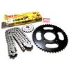 Chain and sprockets kit Kawasaki ER-6 DID