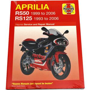 Workshop manual Aprilia RS -'05